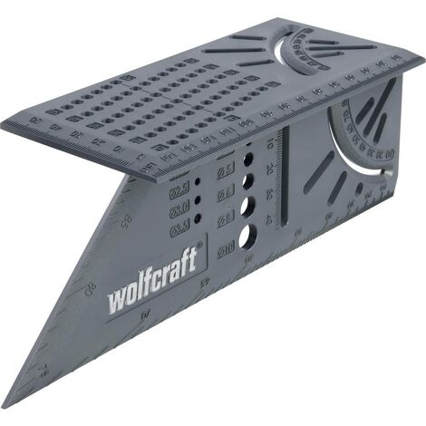 Fausse équerre Wolfcraft 5208000 1 pc(s)