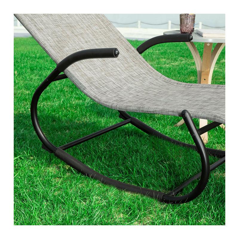 Rocking Transat Chaise Confortable Chair Ms À Ogs41 Longue De Jardin Soleil Sobuy® Bains Bascule Fauteuil 7g6fyb