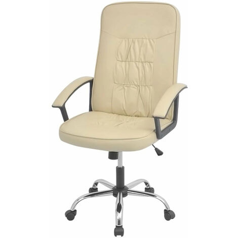 x cuir bureau 67 70 chaise de synthétique Fauteuil cm chaise E2HDI9