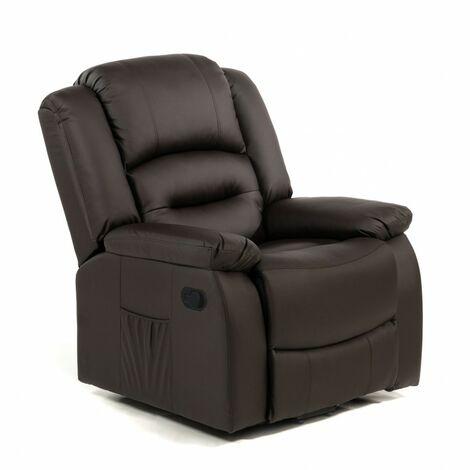 """Fauteuil de massage ECO-DE® """"Maximum"""" ECO-8198 BEIGE"""