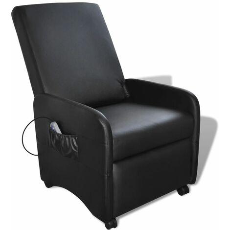 Fauteuil de massage électrique confort relaxant massant