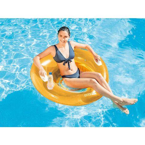 Fauteuil de piscine Sit 'N Lounge Orange - Intex