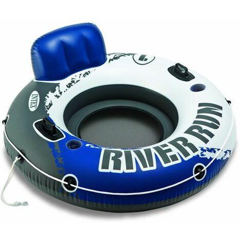 Fauteuil gonflable de piscine INTEX géant River Run