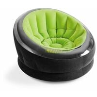 Fauteuil gonflable Intex Empire Chair - Vert