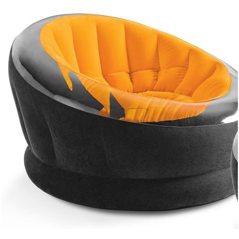 Fauteuil gonflable INTEX Orange