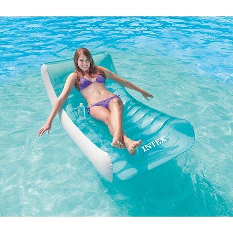 Fauteuil gonflable pour piscine Intex Ghost