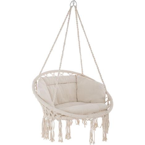 "main image of ""Fauteuil suspendu GRAZIA - hamac chaise, hamac suspendu, chaise suspendue"""