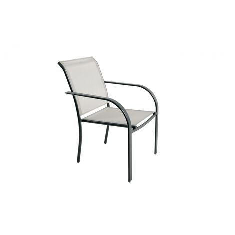 fauteuil jardin texaline gris san diego