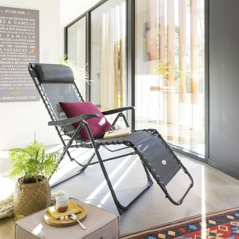 Fauteuil Relax Silos - Taupe - Taupe