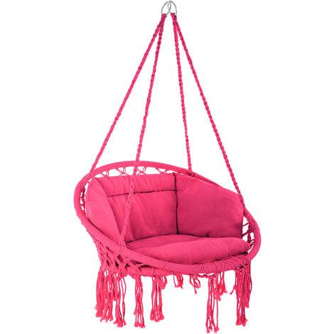 Fauteuil suspendu GRAZIA - hamac suspendu, chaise suspendue, fauteuil suspendu interieur