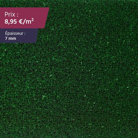 """Faux gazon Gazon synthétique pas cher balcon gazon artificiel pelouse synthétique pelouse artificielle   Épaisseur : 7 mm   Largeur : 4m   Collection """"Tennis"""""""