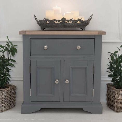 Faversham Cabinet In Dove Grey
