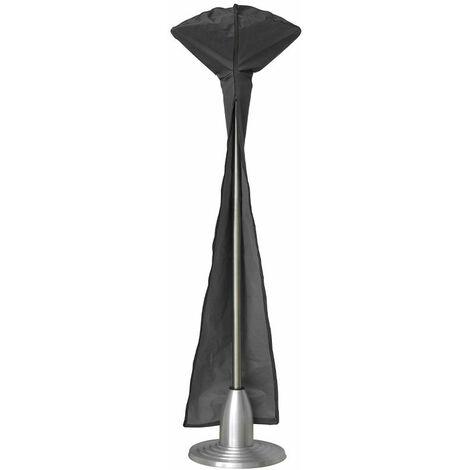 FAVEX -Housse Parasol Electrique Brescia - Protection UV - Noir