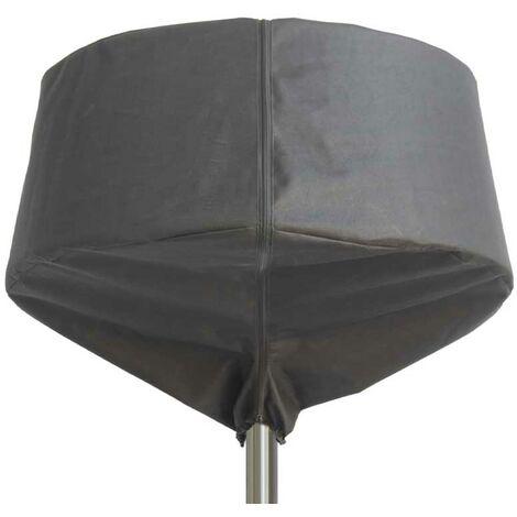 Favex -Housse parasol électrique Sirmione - Protection UV - Anti-Vieillissement - Noir - 74 cm