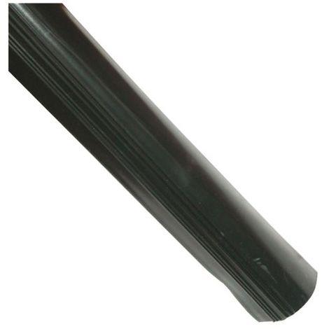 FAVOTEX - Nez de marche PVC à coller - gris - 1.7 m
