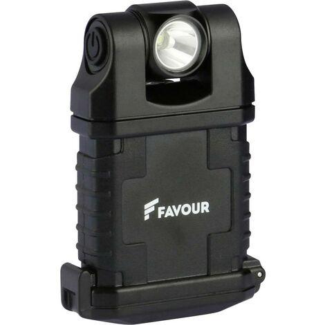 Favour 270FAWORKT0917 EDCLIP T0917 Ampoule LED Lampe de travail à batterie 180 lm