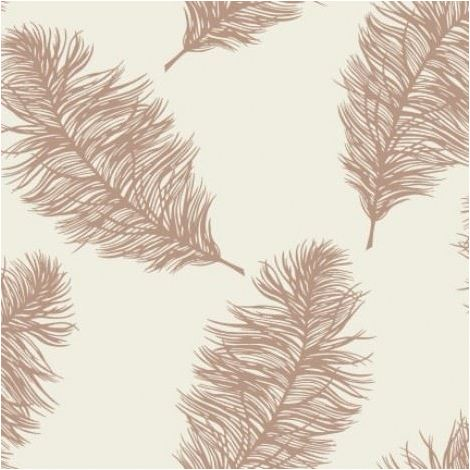 Fawning Feather Cream Rose Gold Metallic Shimmer Wallpaper Feature Holden DecorFawning Feather Cream Rose Gold Metallic Shimmer Wallpaper Feature Holden Decor