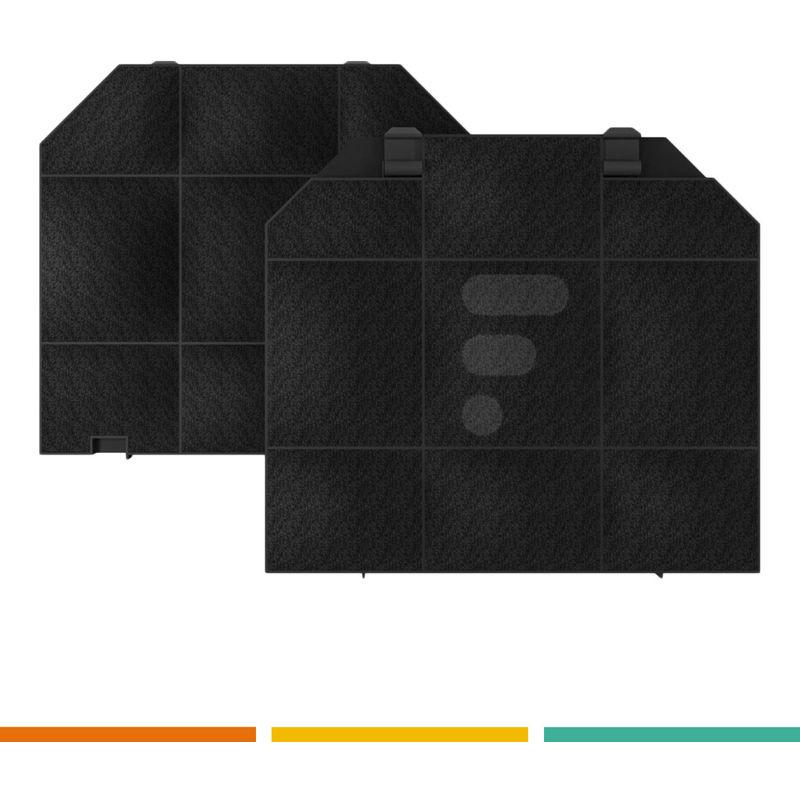 FC01 - filtre à charbon compatible hotte Airlux AHI380IX
