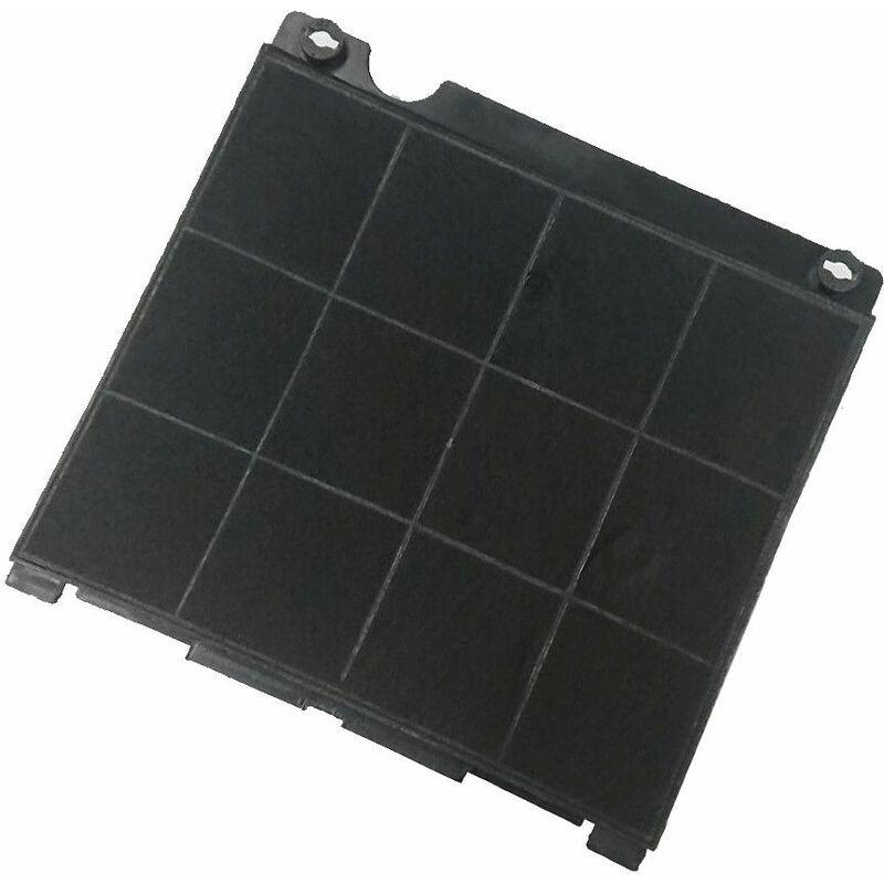 Filtre charbon TYPE 15 (230x210x30mm) (89976-1383) (C00090935, 9029793818) Hotte WHIRLPOOL, ELECTROLUX, ARISTON HOTPOINT, IKEA WHIRLPOOL, ARTHUR