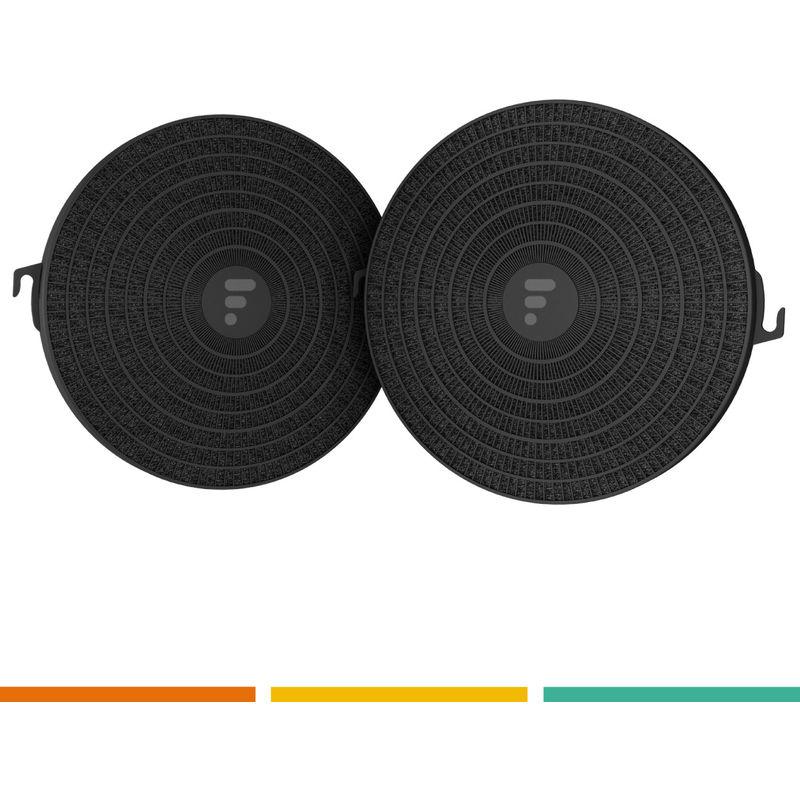 FC07 - filtre à charbon compatible hotte Best Pavia