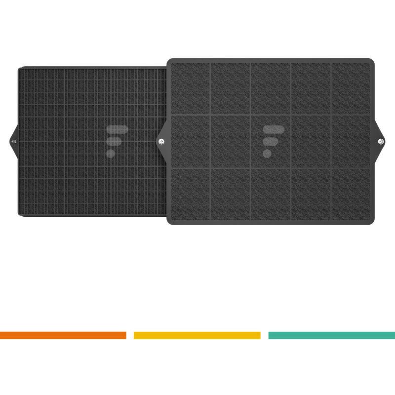 FC11 - Filtre à charbon compatible hotte FCH 160 - Rosieres