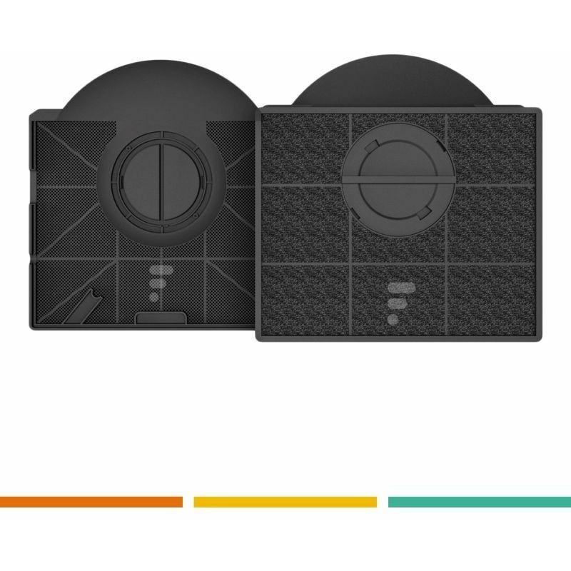 FC23 - Filtre à charbon compatible hotte Mod. 303, cod. F00189/S - Elica