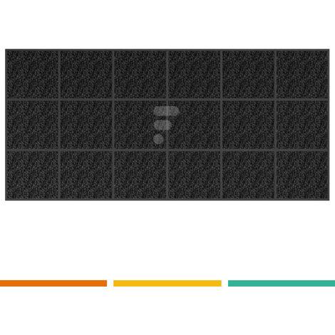 FC49 - filtre à charbon compatible hotte De Dietrich AK700AE1
