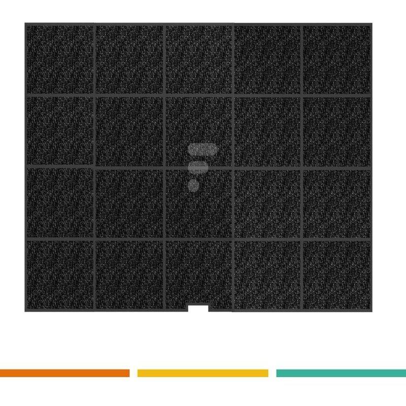 FC55 - filtre à charbon compatible hotte so cooc initial BL BEIB60INL 08999113