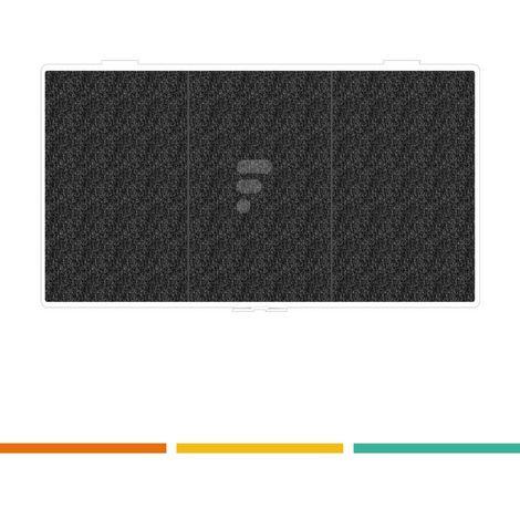 FC56 - filtre à charbon compatible SIEMENS - Hotte decorative murale LC87KHM60