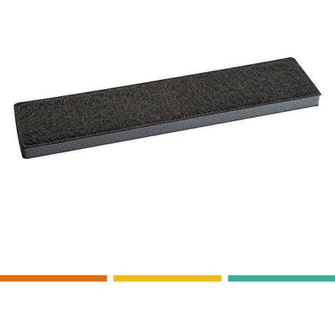 Filtre à charbon Filtre à charbon actif Convient pour Miele dkf19 dkf19-1 Hotte