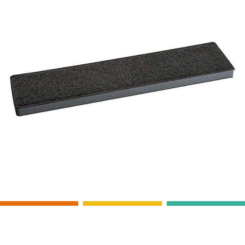 FC64 - filtre à charbon compatible Hotte casquette DA1260BB - Miele
