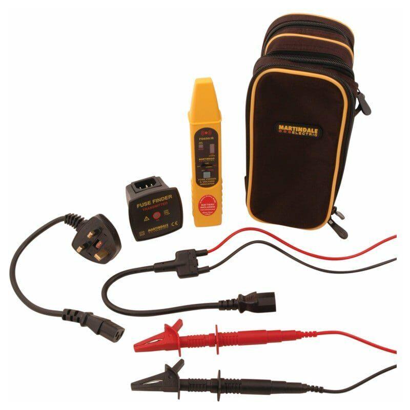 Image of FD650 Digital Fuse Finder Kit - Martindale Electric