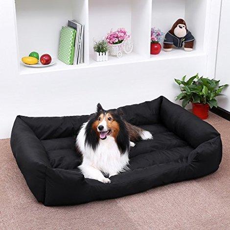 Feandrea Panier Lit Chien Dog Bed Coussin Matelas Pour Chien