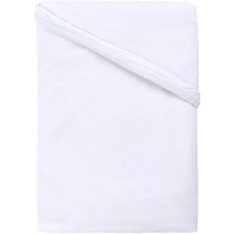 Federa per materasso in maglia anti-acaro traspirante