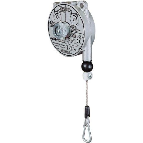 Federzug TCN 9321 Trgf.2-4kg Seillänge 2,0m Seil-D.2,0mm PLANETA