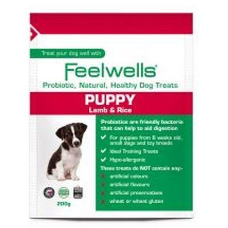 Feelwells Puppy Treats - 200g (100g) (May Vary)