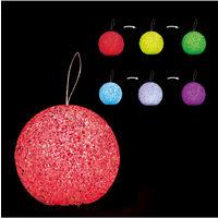 Feeric Christmas - Boule lumineuse 1LED