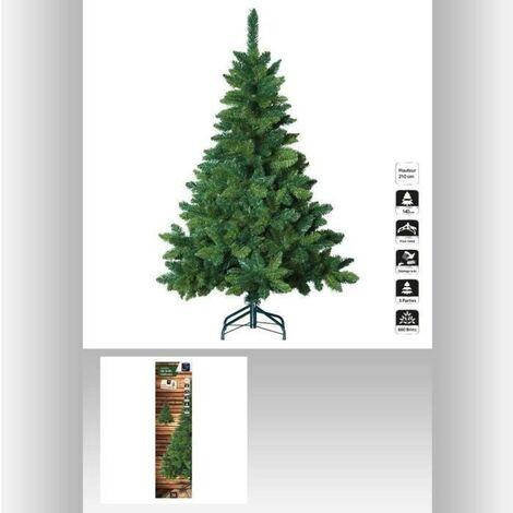 FEERIC LIGHTS & CHRISTMAS Sapin Blooming - 210 cm - Vert Feeric Light & Christmas