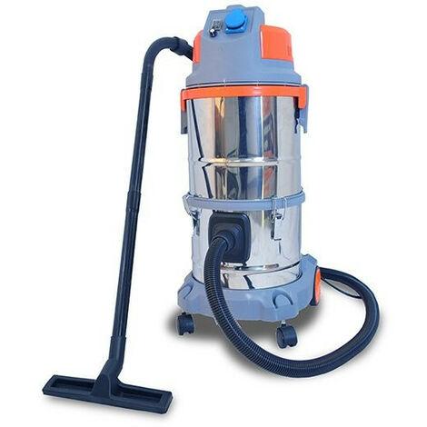 FEIDER Aspirateur 40L multi-usages pour ponceuse plâtre filtration à eau FAP1440