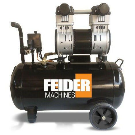 FEIDER Compresseur 50 litres 1150 watts FC50LS
