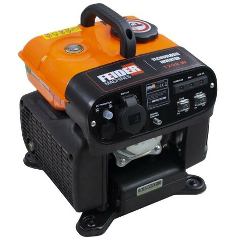 FEIDER Groupe électrogène inverter 1200 W - FG1600I-A