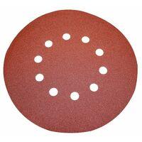 FEIDER Lot de 10 disques abrasif diamètre 225mm ABFPG710T-240