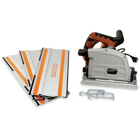 FEIDER Scie plongeante 1400 W 165mm FS1612-1