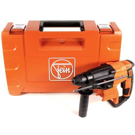 FEIN ABH 18 Taladro percutor a batería en maletín de transporte ( 71400164000 ) - Sin batería, sin cargador incluidos