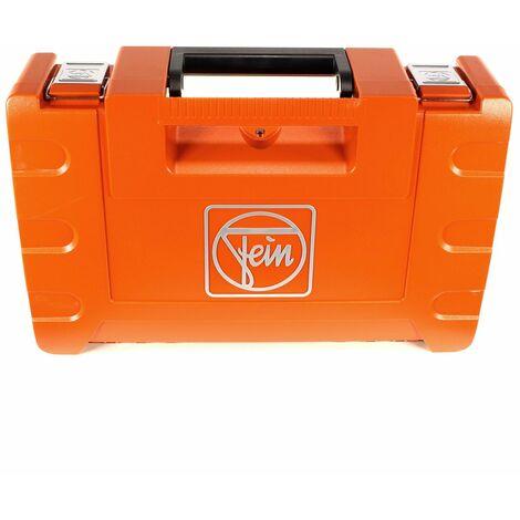 FEIN ABS 18 Q Perceuse-visseuse sans fil 18V 60Nm Interface QuickIN ( 71132264000 ) + Coffret de transport + 2x Batteries 3,0 Ah + Chargeur