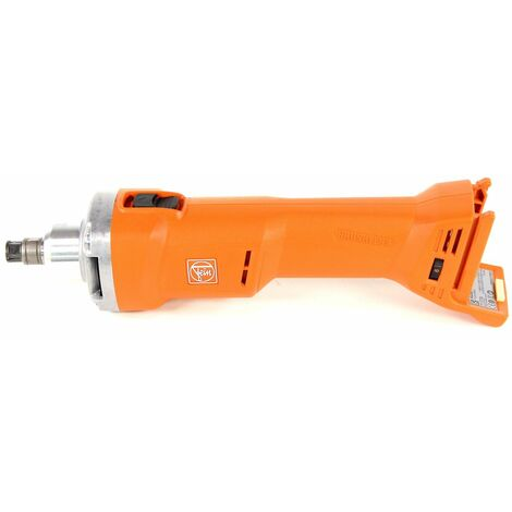 FEIN AGSZ 18-280 BL Meuleuse droite sans fil 18V ( 71230162000 ) Set + Coffret de transport + 1x Batterie High Powe 3,0 Ah + Chargeur