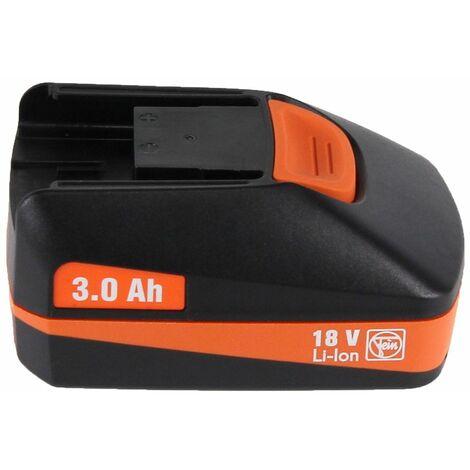 FEIN AGSZ 18-280 BL Meuleuse droite sans fil 18V ( 71230162000 ) Set + Coffret de transport + 1x Batterie High Powe 3,0 Ah - sans chargeur