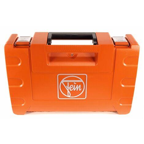 FEIN AGSZ 18-280 BL Meuleuse droite sans fil 18V ( 71230162000 ) Set + Coffret de transport + 1x Batterie High Powe 6,0 Ah + Chargeur