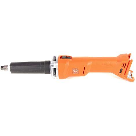 FEIN AGSZ 18-280 LBL Select Rectificadora recta a batería 18V en maletín de transporte ( 71230262000 ) - Sin batería, sin cargador incluidos