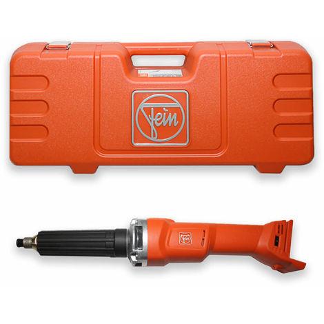 FEIN Akku-Geradschleifer AGSZ 18-280 LBL Select - bürstenlos, LED, hohe Eintauchtiefe, inkl. Koffer Fein - 16197